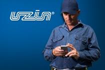 Uzin Utz Mobile Website - Überall erreichbar